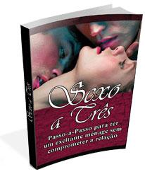 Livro Sexo a Três